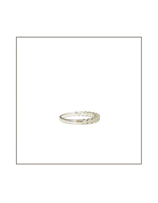 Tube Set Diamond Ring Side 1.3mm