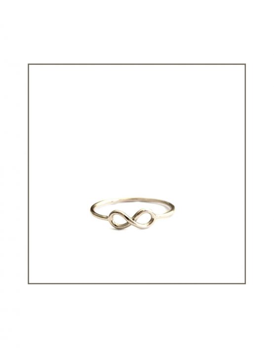 Infinifty Ring - Silver