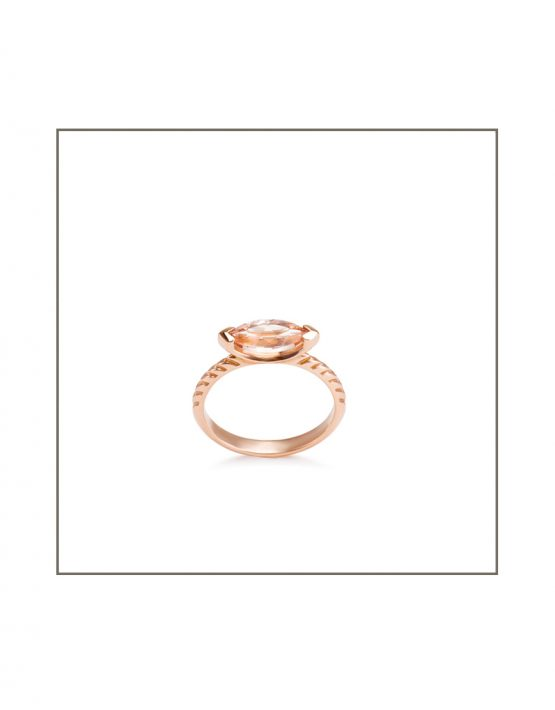 9ct-rose-gold-morganite-ring-front-view