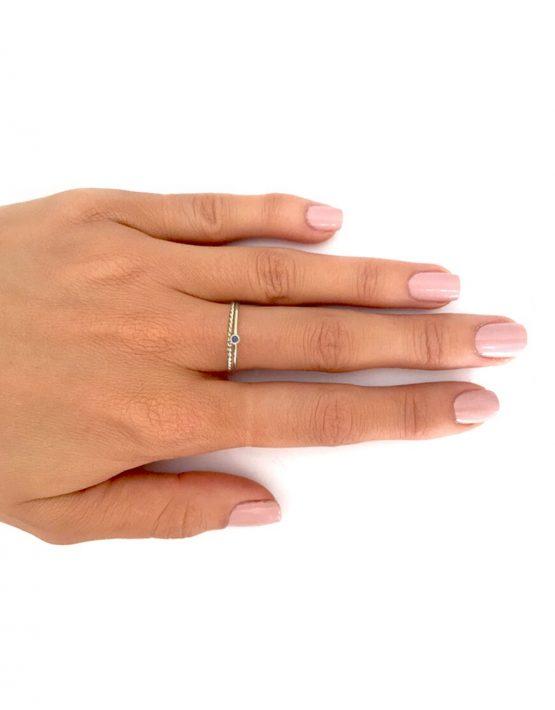 iolite-ring-set-on-hand